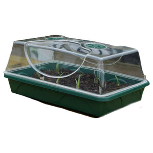 Nutley's 38cm seed propagator unheated high lid ventilated grow seeds cuttings