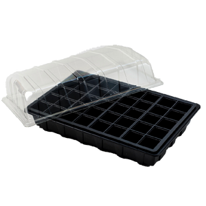 4 X Full Size Propagator Set 4 Cell Inserts Choose Drainage Lids Seed Trays