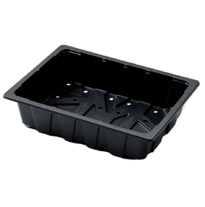 Nutley's Half-Size Propagator Sets with Drainage Holes and Clear Lid