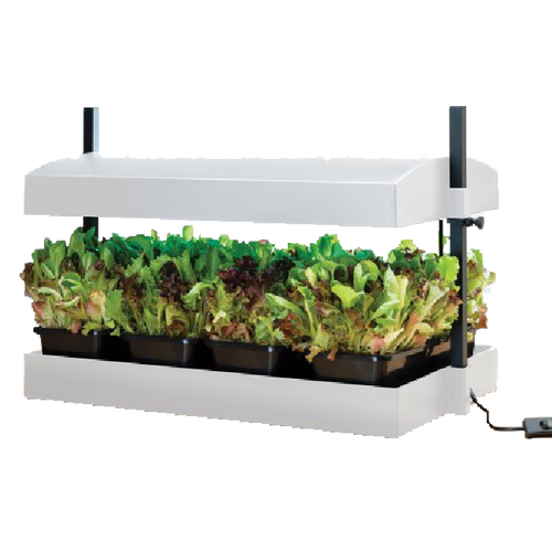 Garland Grow Light Garden Propagator: Grow Salad Crops & Herbs Indoors All Year Round