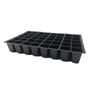 Nutley's 40 Cell Seed Tray Cavity Inserts UK made 100% recycled plastic