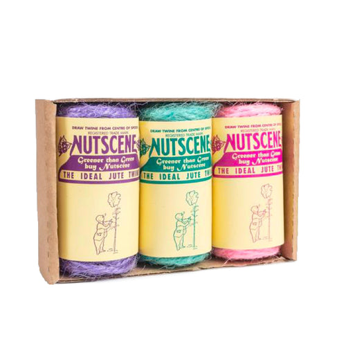 Nutscene Tiddler Twine (Pack of 3)
