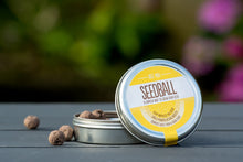 Load image into Gallery viewer, Seedball Bee Mix Wildflower Compost Balls Tin Grow Your Own Gift