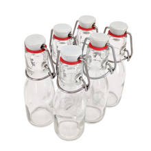 Load image into Gallery viewer, Six of Nutley's 100ml Glass Bottle with Ceramic Swing Stopper