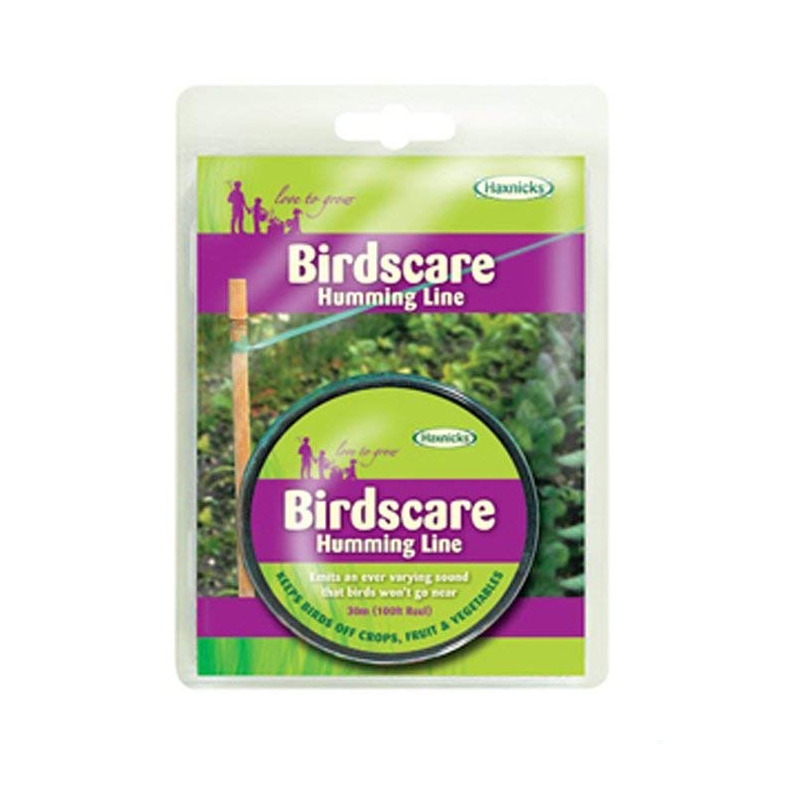 Haxnicks Bird Scare Humming Line: Simple, effective bird repellent