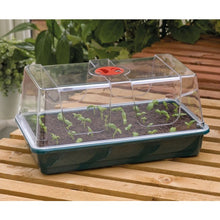 Load image into Gallery viewer, Garland Large, Full-Sized High-Dome Seed Propagator Shatter Resistant Vented Lid