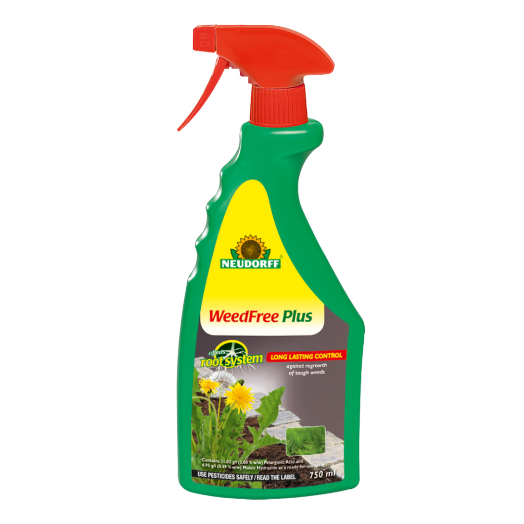 Neudorff Super Fast Long Lasting Biodegradeable Weedkiller Spray 750ml