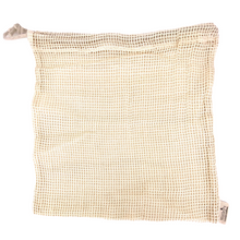 Load image into Gallery viewer, Nutley's Medium Cotton Vegetable Mesh Bag