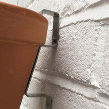 Load image into Gallery viewer, Nutley's Hidden Hanging Wall Bracket: Select With or Without Terracotta Pot