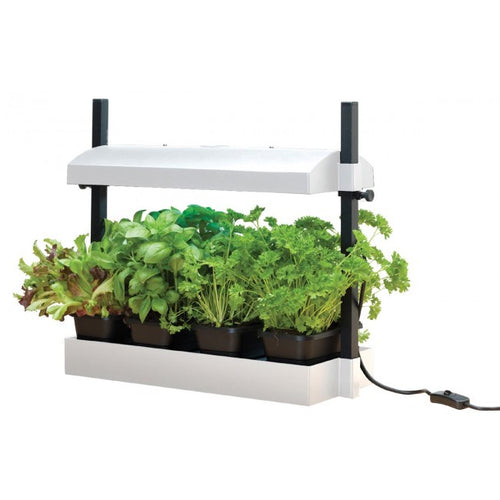 Garland Micro Grow Light Garden Propagator Grow Salad Crops & Herbs Indoors All Year Round