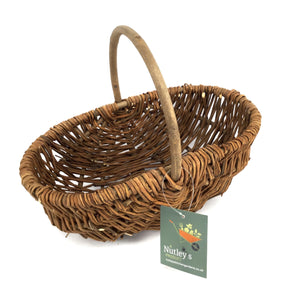 Nutley's Small Willow Hand Made Trugs