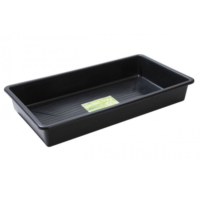 Garland Black Titan Tray Garden Outdoors Pots
