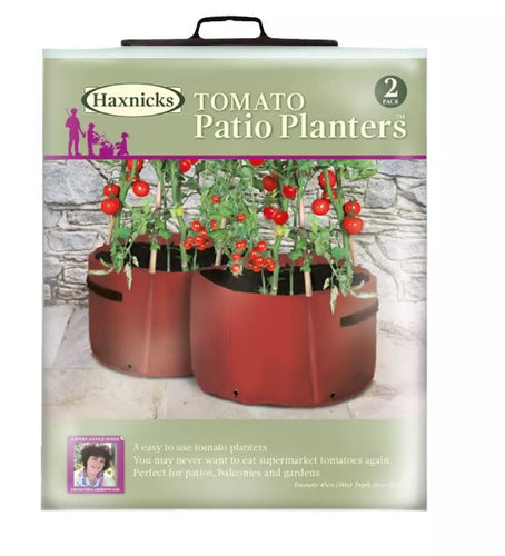 Haxnicks Tomato Planters Growbags (Pack of 2)