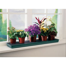 Load image into Gallery viewer, Garland Self-Watering Windowsill Tray Pot Plants Are Watered While You are Away 3.4 Litre Capacity 14 Days Watered