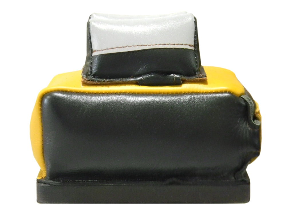 Flat Top Deluxe Bumble-Bee Rear Bag