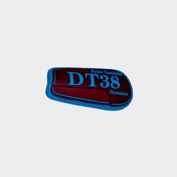 USB Memory Stick - Claret and Blue
