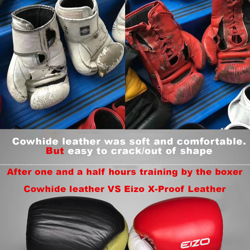 Eizo ECLIPSE Boxing Gloves - Beautifulocity.com