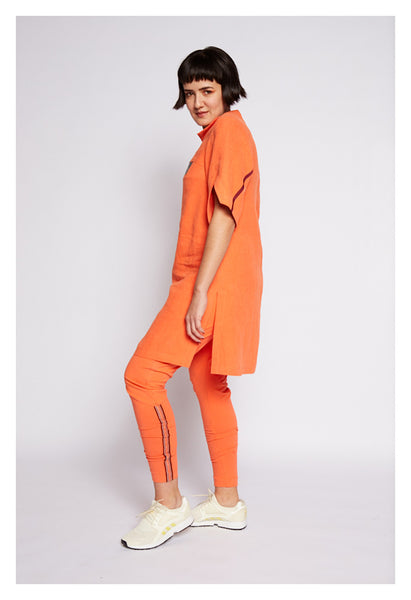 Kleid LOTTA orange
