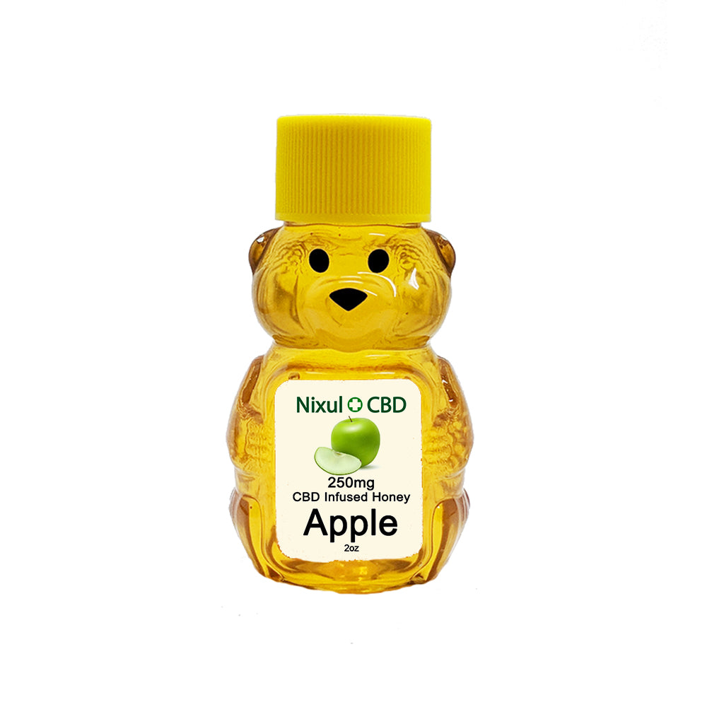 CBD Honey 250mg - Apple