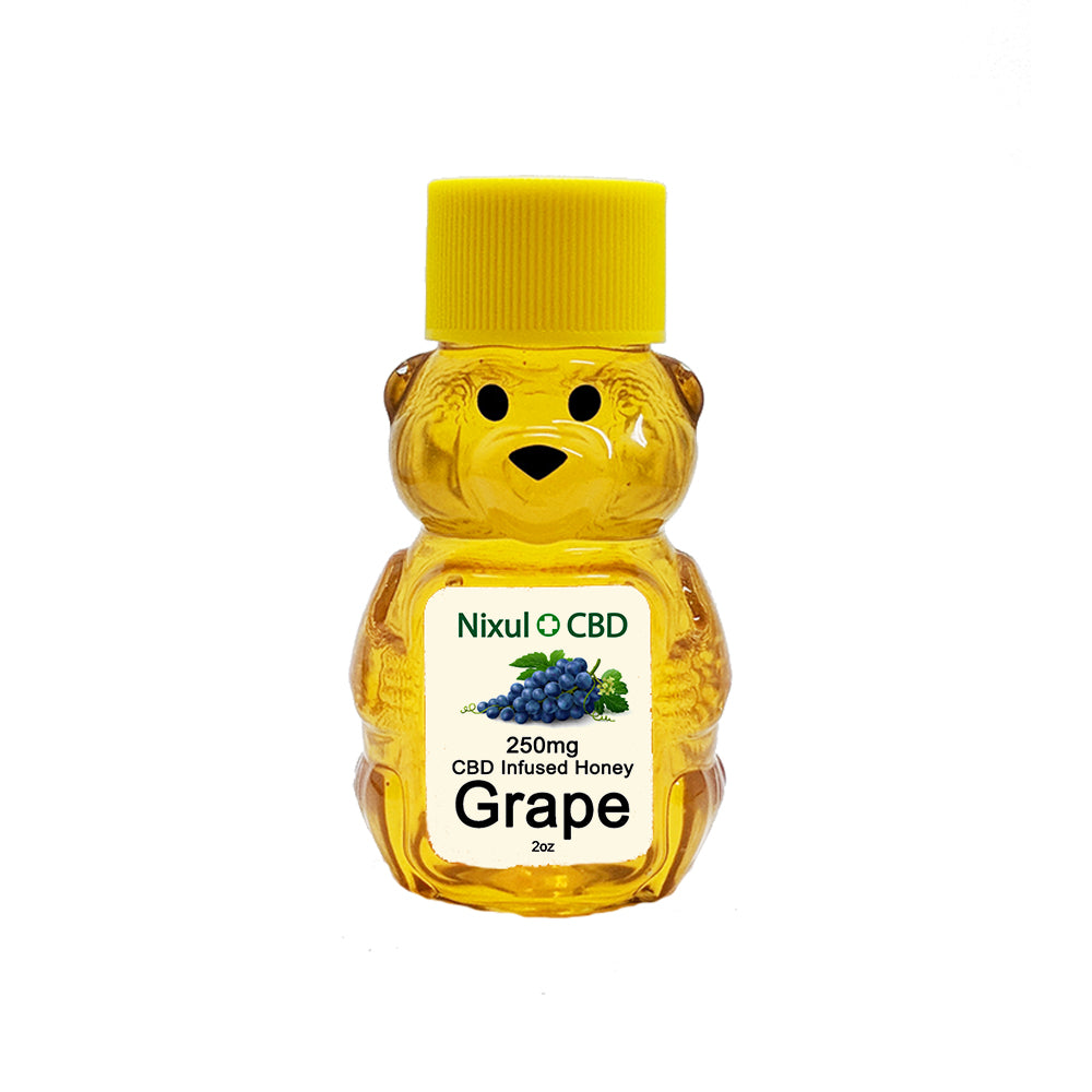 CBD Honey 250mg - Grape