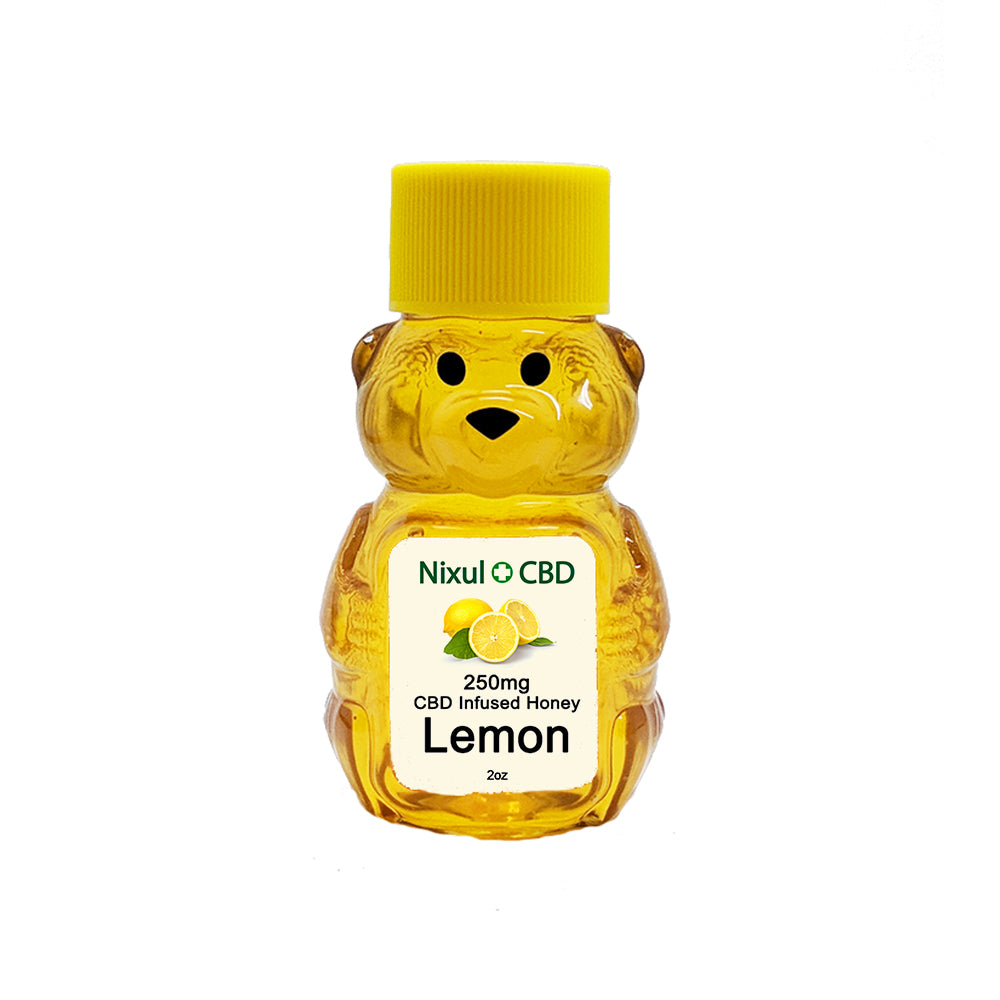 CBD Honey 250mg - Lemon