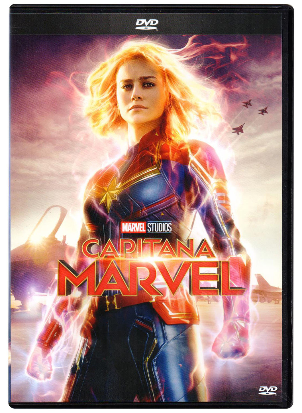 Capitana Marvel DVD