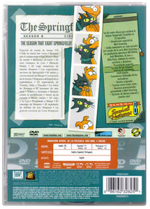 Los Simpson Temporada 8 DVD