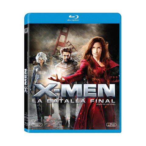 X-Men 3: La Batalla Final   Blu-ray