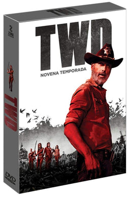 The Walking Dead Temporada 9 DVD