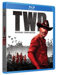 The Walking Dead Temporada 9 Blu-ray