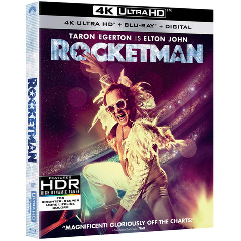 Rocketman 4K Ultra HD + Blu-ray