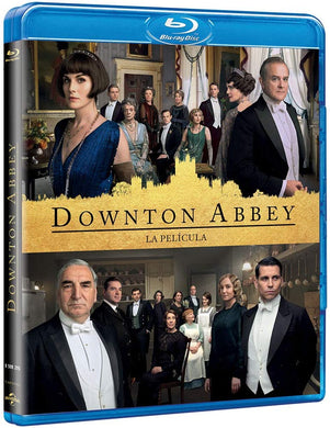 Downton Abbey La Pelicula Blu-ray