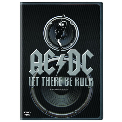 AC / DC Let There Be Rock Paris 1979 Concierto DVD