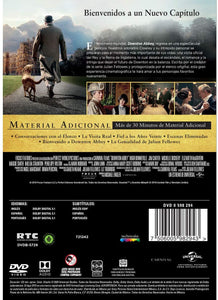 Downton Abbey La Pelicula DVD