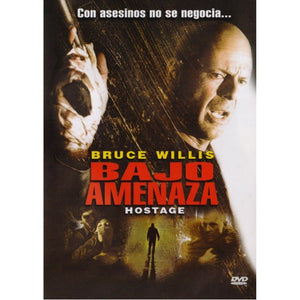 Bajo Amenaza DVD