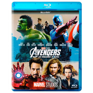 The Avengers: Los Vengadores De Marvel Blu-ray