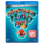 Wifi Ralph Blu-ray + DVD