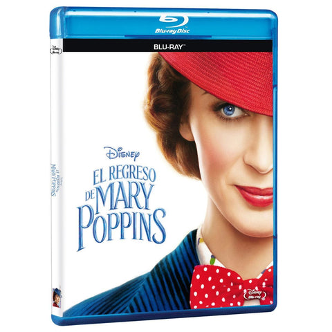 El Regreso de Mary Poppins Blu-ray