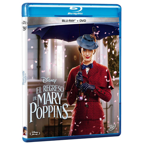 El Regreso de Mary Poppins Blu-ray + DVD