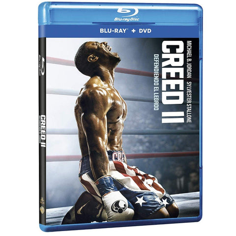 Creed 2: Defendiendo El Legado Blu-ray + DVD