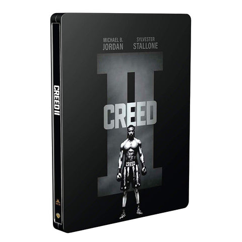 Creed 2: Defendiendo El Legado Steelbook Blu-ray + DVD