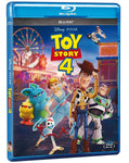 Toy Story 4 Steelbook Blu-ray + DVD