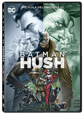 Batman Hush DVD