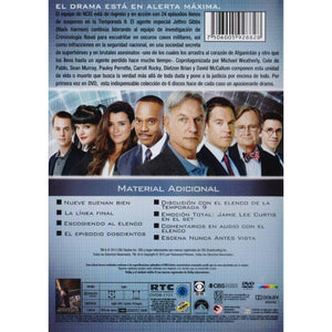 NCIS Criminologia Naval Temporada 9 DVD