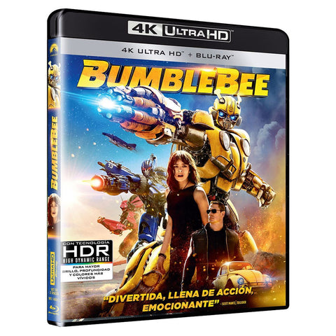 Bumblebee 4K Ultra HD + Blu-ray