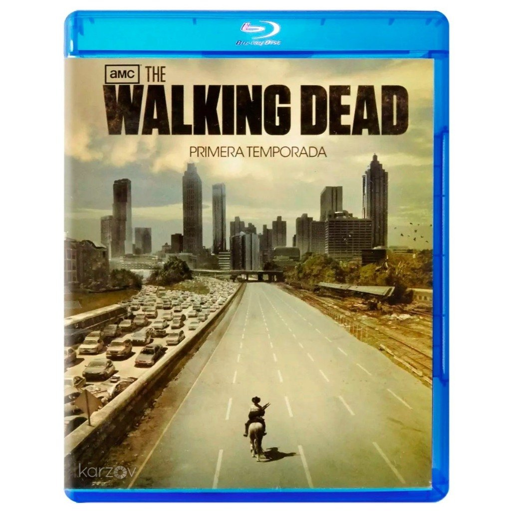 The Walking Dead Temporada 1 Blu-ray