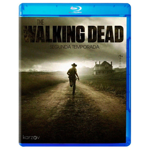 The Walking Dead Temporada 2 Blu-ray