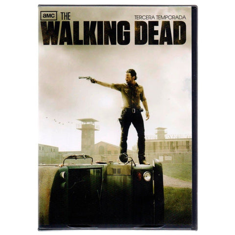 The Walking Dead Temporada 3 DVD