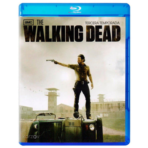 The Walking Dead Temporada 3 Blu-ray