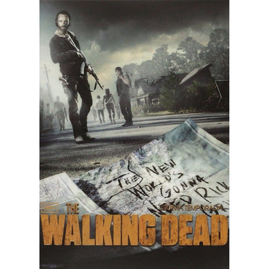The Walking Dead Temporada 5 DVD